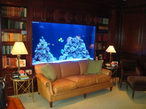 stylish aquarium design idea small aquarium home interior