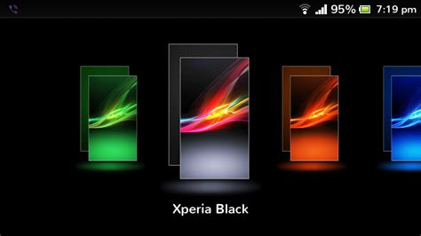 download themes xperia z universal android community default theme ics xperia z