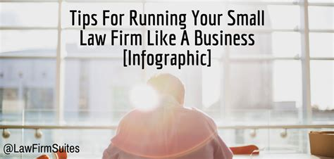 how to run your small law firm like a business