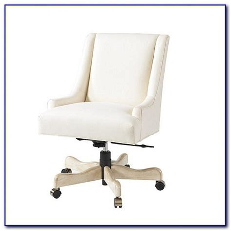 Upholstered Desk Chairs With Wheels Download Page ? Home