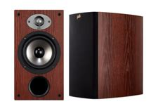polk tsx220b bookshelf speakers reviewed