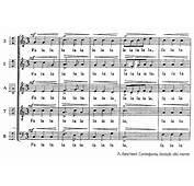Caracter&237sticas Musicales El Texto Estilos Compositivos