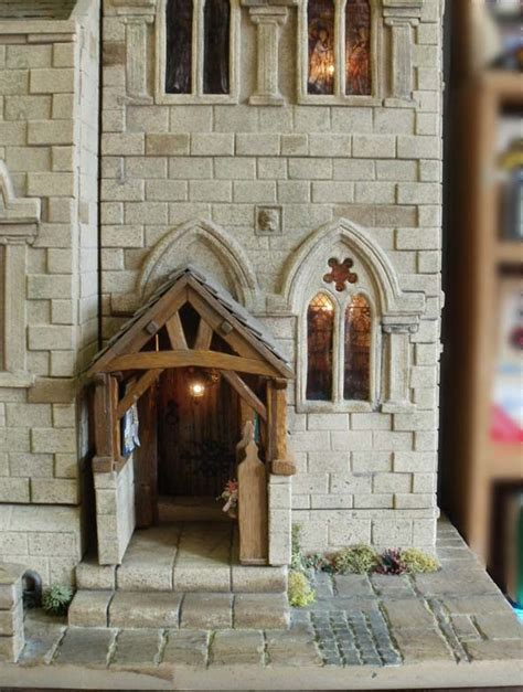 dolls house church dolls house church made to specification ram collectible toys