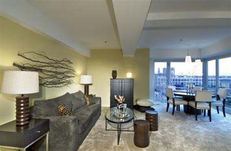 upscale boston 2 bedroom apartment yoga studio park lane seaport boston s luxury properties