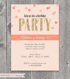 birthday invitations 35 pretty exles jayce o yesta