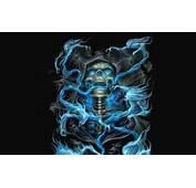 Cool Skull Wallpaper HD  Download Badass Skeleton Mirror Teschi