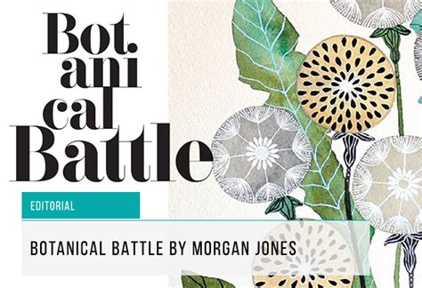 botanic siege botanical battle by artist jones gotstyle