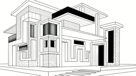 Drawing Home Images Download