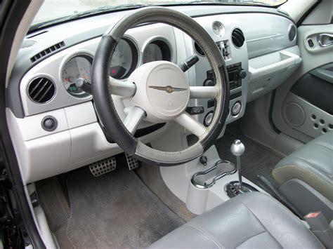 2006 Pt Cruiser Interior by 2006 Chrysler Pt Cruiser Pictures Cargurus