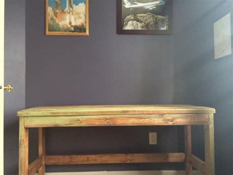 2x4 Desk by White 2x4 Desk Diy Projects