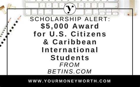 Grant Mba Ny International Student by Scholarship Alert 235 000 Available For U S Caribbean
