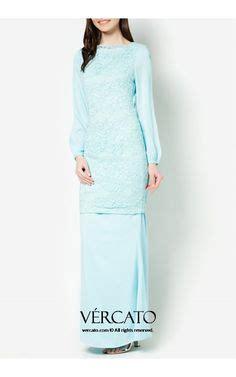 Royal Skirt Rok Crepe Asli Cantik baju kurung moden lace prada royal blue kurung terkini