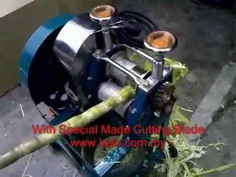 Mesin Tebu kt sugar machine mesin tebu