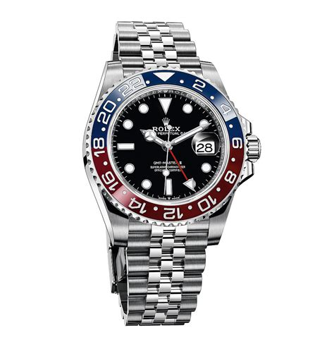 Rolex Gmt Master Ii As rolex gmt master ii in oystersteel for the new pepsi