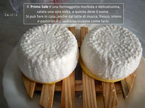 formaggio primo sale fatto in casa formaggio primo sale fatto in casa
