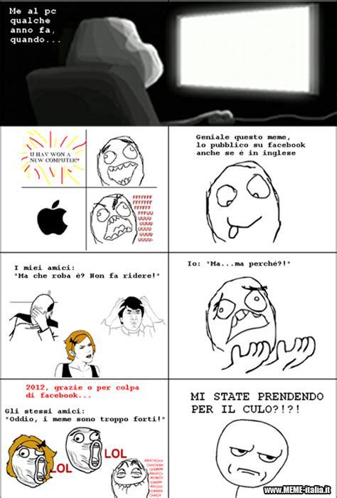Memes In Facebook - nc grazie tante facebook meme italia