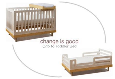 Oeuf Eco Friendly Convertible Crib Oeuf11 Inhabitat Eco Friendly Baby Cribs