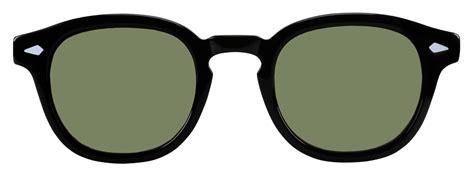 Kacamata Frame Lemtosh Black 1 moscot eyewear nyc since 1915