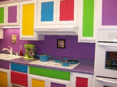 Rak Warna Warni tips warna warni dapur desainrumaharsitek77