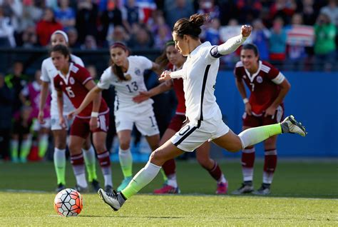 mexico vs uswnt on tv online feb 13 2016 broadcast carli lloyd usa star details rift with family in new book