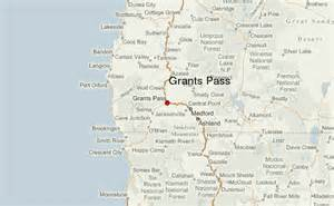 grants pass oregon map grants pass location guide