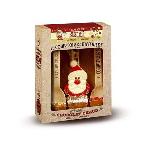 Coffret De Noel by Coffret De No 235 L 3 Cuill 232 Res Chocolat Chaud