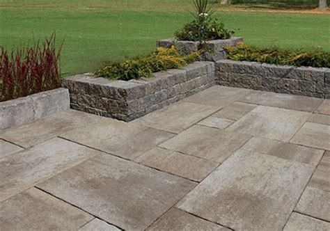 Oaks Brick Pavers Fendt Oaks Unilock Techo Block Rosetta Interlocking