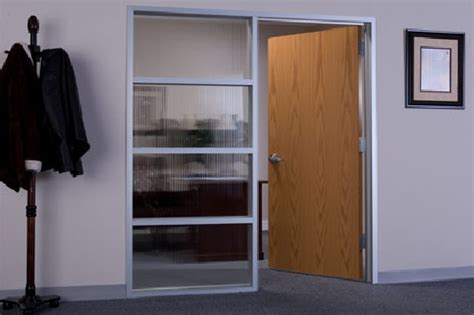 Interior Commercial Doors by Doormerica Architectural Components