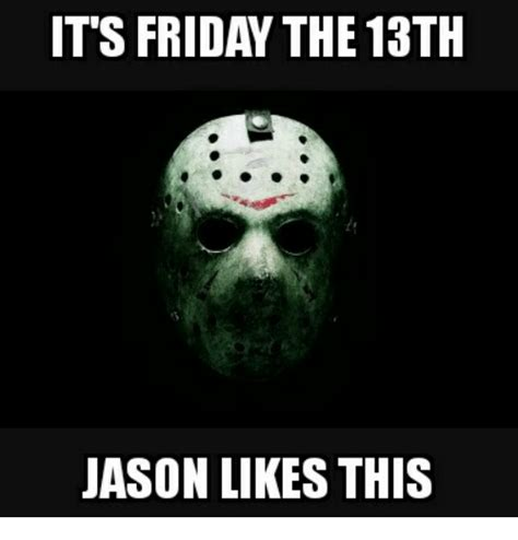 Funny Friday The 13th Memes - funny friday the 13th memes of 2017 on sizzle