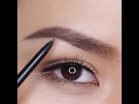 cara membuat alis wajah oval wow tips membuat alis dengan mudah sesuai dengan bentuk