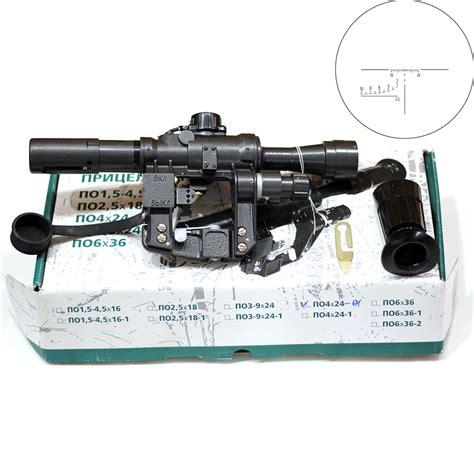 aliexpress buy original po 4x24 1 svd rifle scope