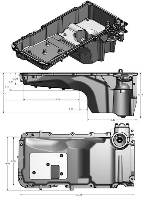 LS Oil Pan Guide - Pro Performance