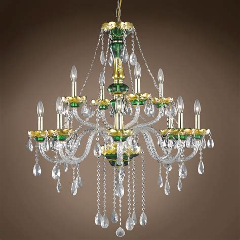 Bohemian Chandeliers Joshua Marshal 701272 Bohemian Design 12 Light 33 Quot Chandelier From Bohemian Collection