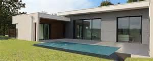 maison contemporaine d architecte b 233 ton bois composite 224 albi