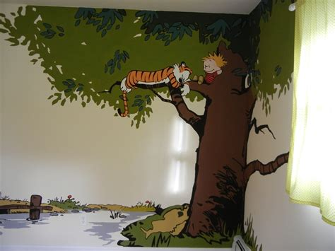 15 best images about calvin hobbes nursery on