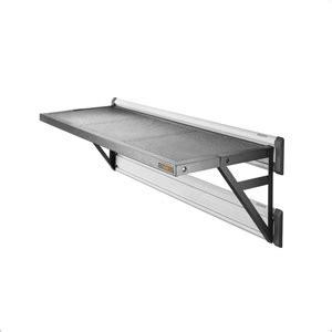 Garage Shelving Brackets Lowes Gearloft Shelf Steel Shelf Metal Shelf Metal Mesh