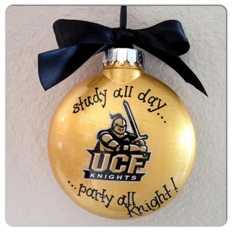 ornament ucf knights