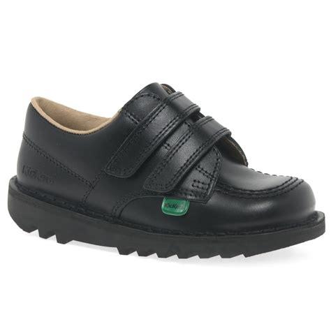 velcro school shoes kickers kick lo velcro boys school shoes boys from
