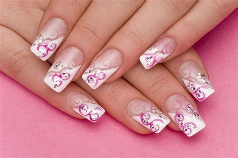 Nageldesign Vorlagen Nailart Die Kunst Am Fingernagel Beautylog