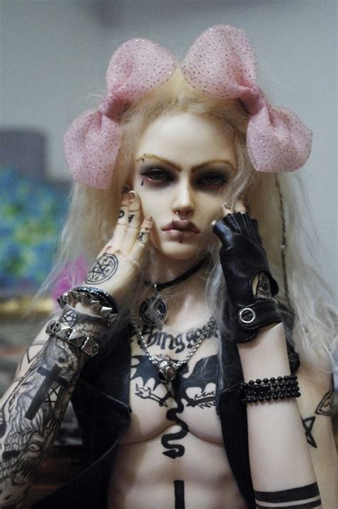 jointed dolls getting started 17 best images about bjd faceup inspo and tutorials on