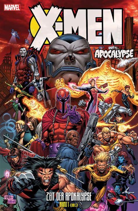 Xman Plakat by Apocalypse Zeit Der Apokalypse 1 3