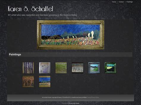 art galleries infinitee web design