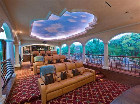 theater home design examples