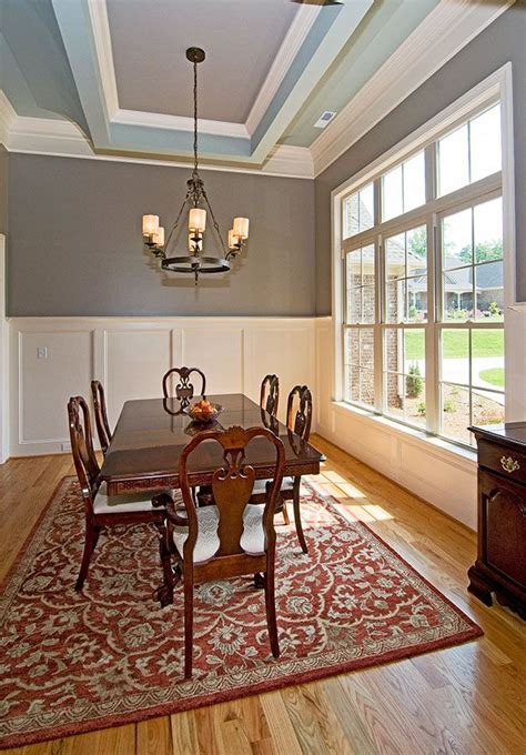 Dining Room Tray Ceiling by 22 Best Images About Dining Room On Ceiling Effect Trey Ceiling And Ceiling Color