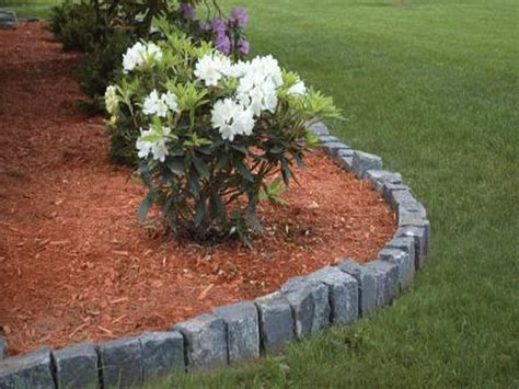 The Benefits Of Having Landscaping Edging Stones Your Decorative Landscaping