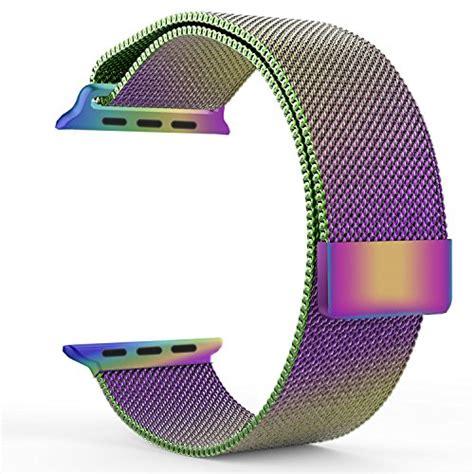 Apple Milanese Loop Army Style 42mm moko apple band milanese loop stainless steel bracelet smart for iwatch 42mm
