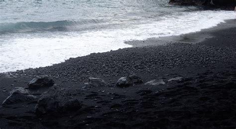 arena negra playas de arena negra