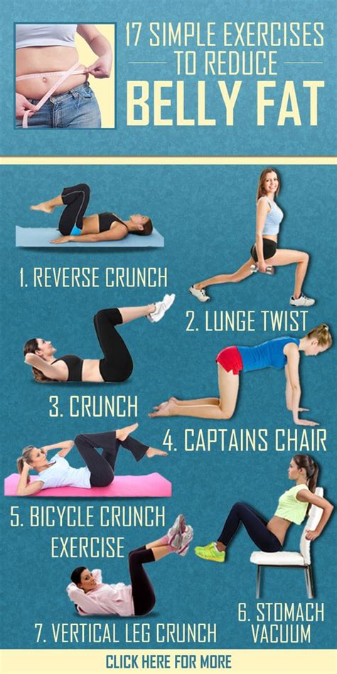 16 simple exercises to reduce belly for like you and health and wellness articles
