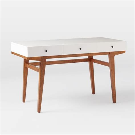 modern desk modern desk west elm