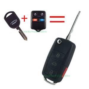 Ford Key Fob New Ford Lincoln Mercury Flip Key Fob Keyless Entry Remote